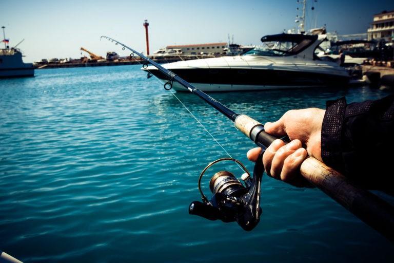 Морская рыбалка в Сочи