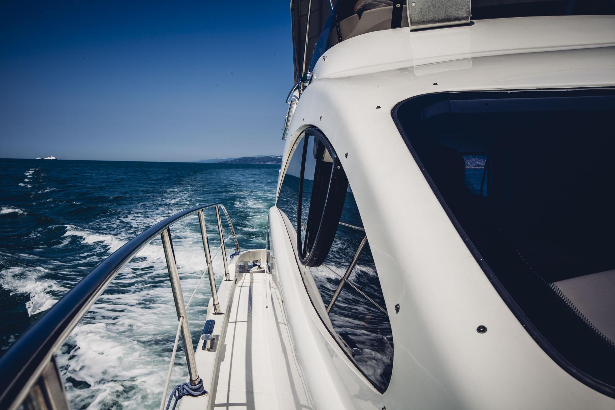 Яхта Сочи