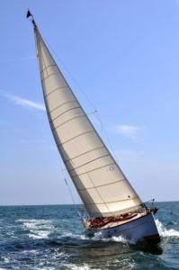 Прусная яхта Сочи
