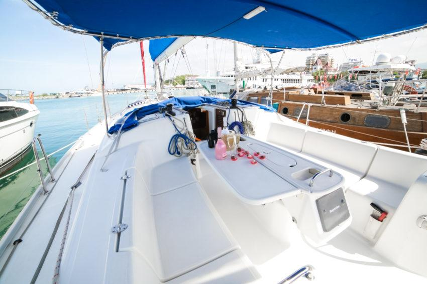 Комфортный отдых на яхте в Сочи
