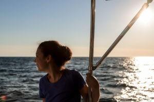 Морская прогулка