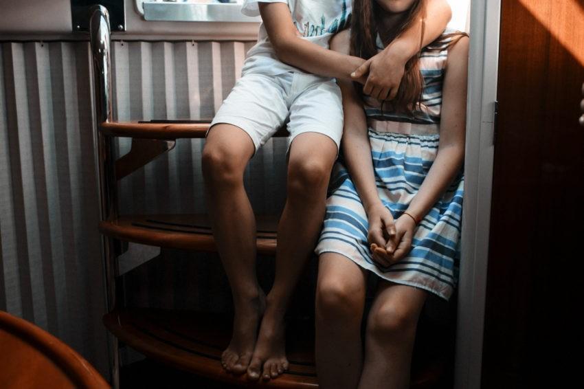 Отдых с детьми на катере в Сочи