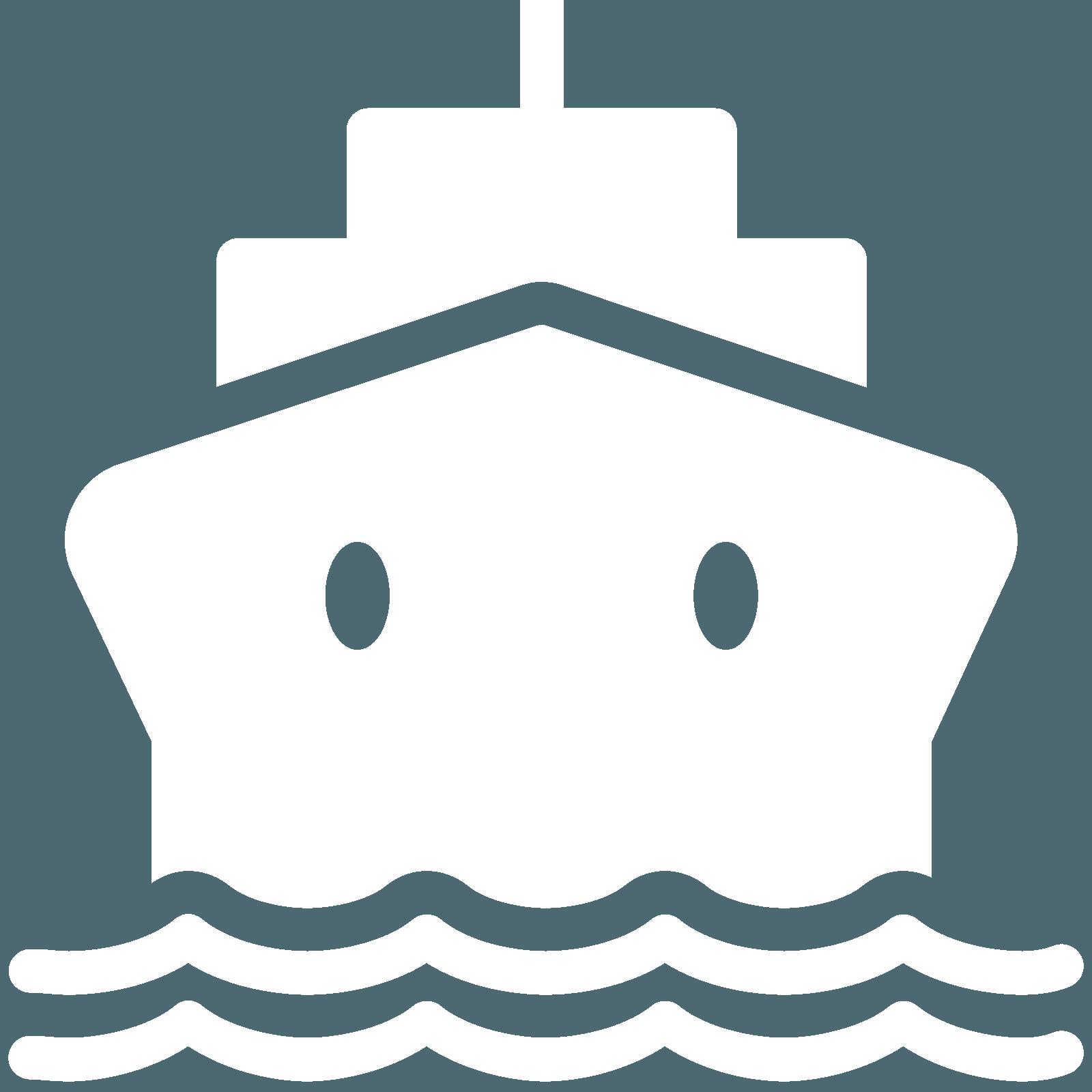 Длина и ширина яхты или катера
