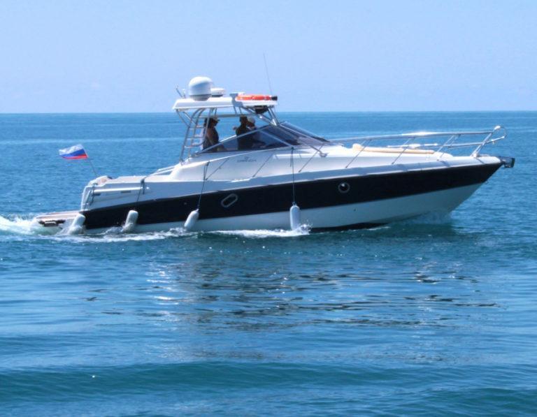 Аренда катера Пеликан в Сочи