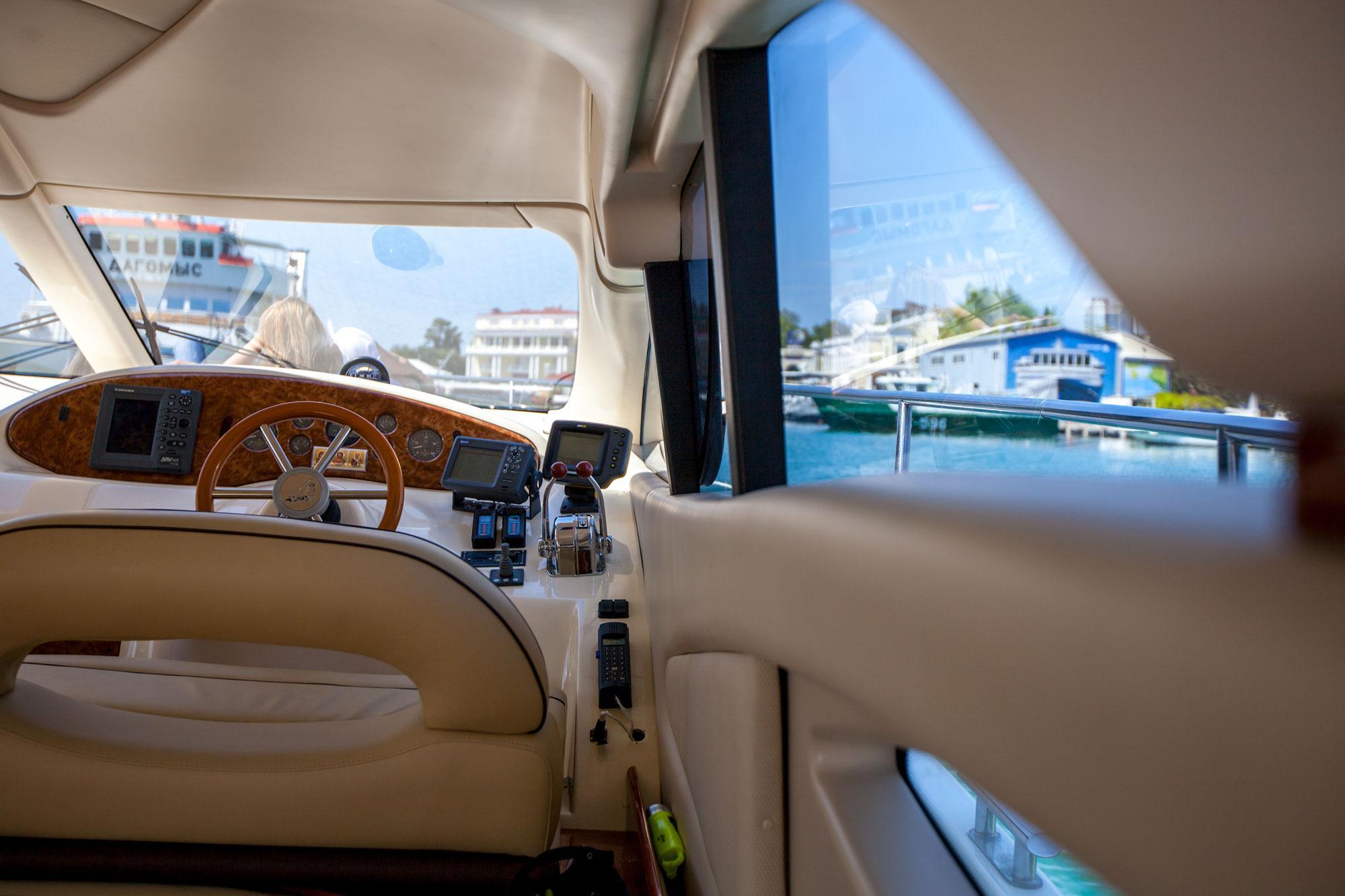 Mayami yacht Sochi